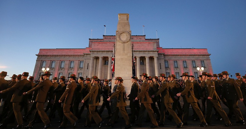 Lest we Forget – ANZAC Day in New Zealand