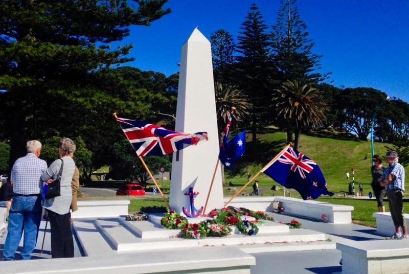 ANZAC Memorial Mount Maunganui