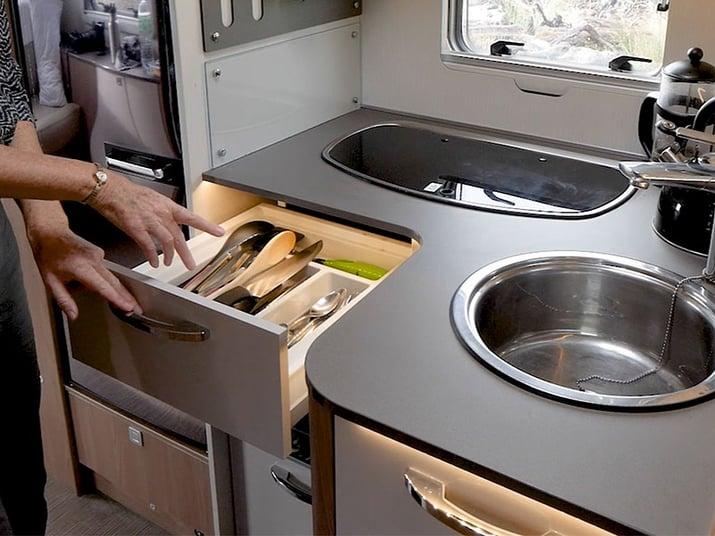 kirchen drawer