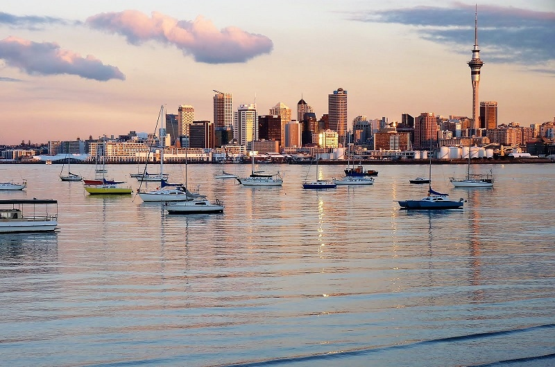 Motorhome Holiday Destination – Auckland Central
