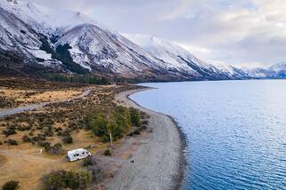 How to Freedom Camp in New Zealand