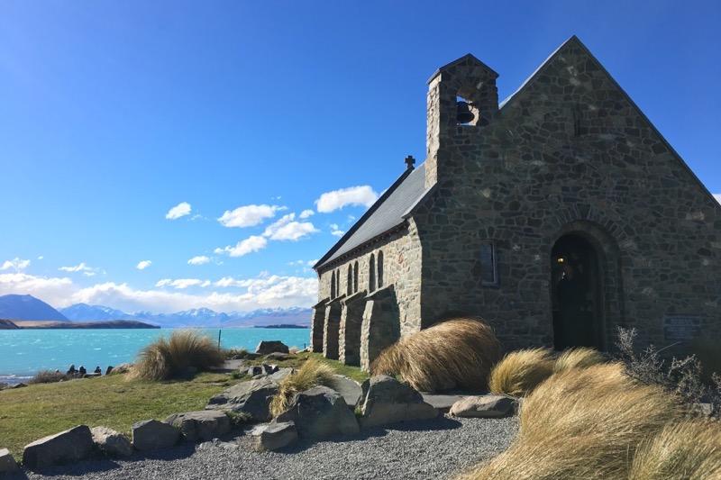 Church of the Good Shepherd Lake Tekapo