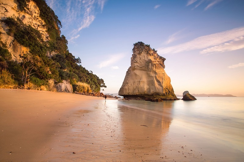 Explore the Coromandel with a Wilderness itinerary