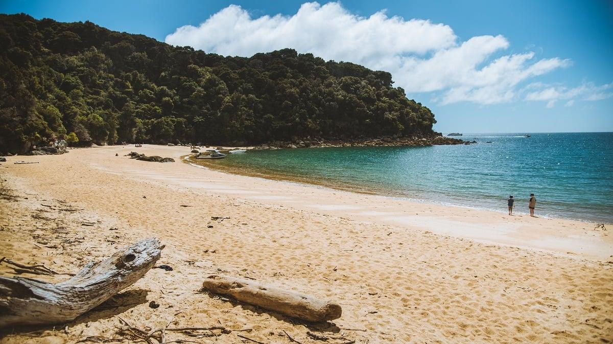 Family Travel New Zealand - Abel Tasman