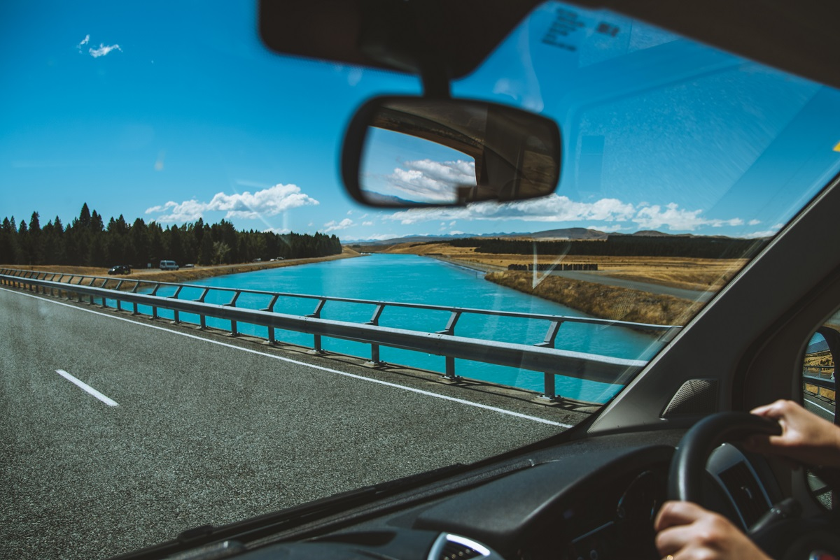 Family Travel New Zealand - Lake Pukaki