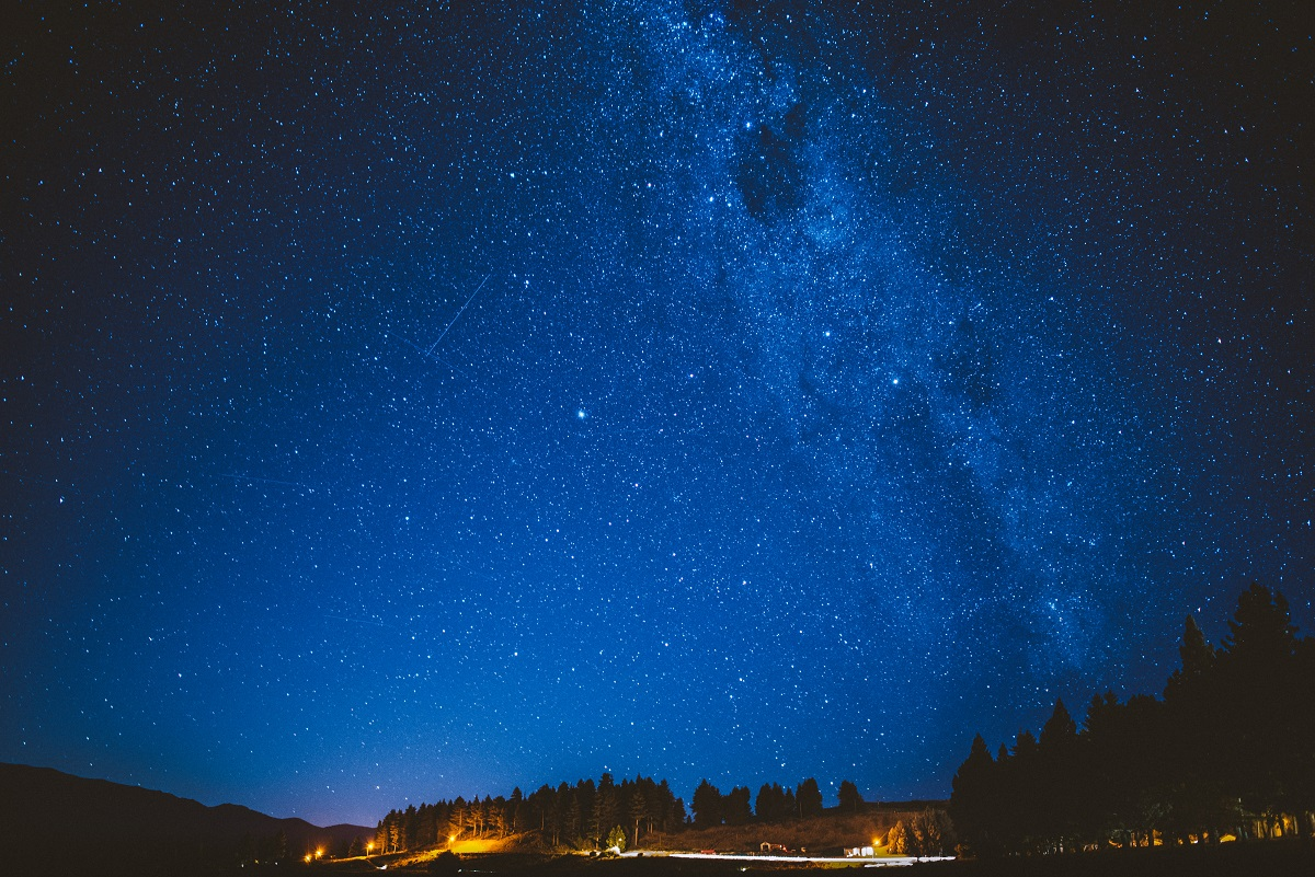 Family Travel New Zealand - Night skies at Lake Tekapo