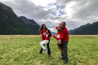 Family RV Road Trip in New Zealand's South Island