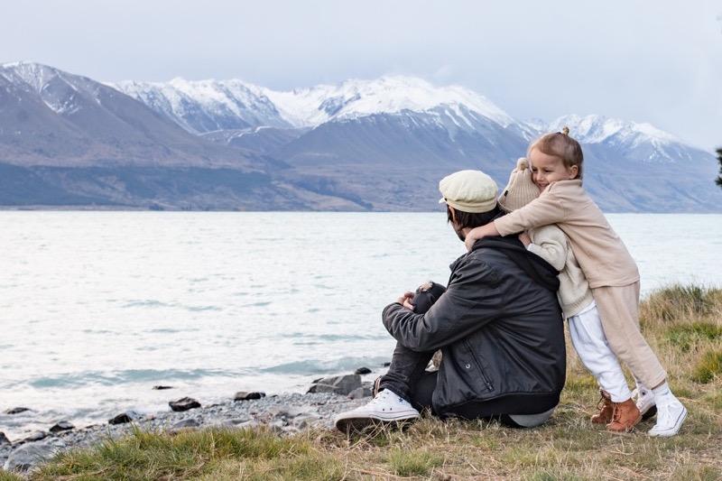 Family holiday in New Zealand