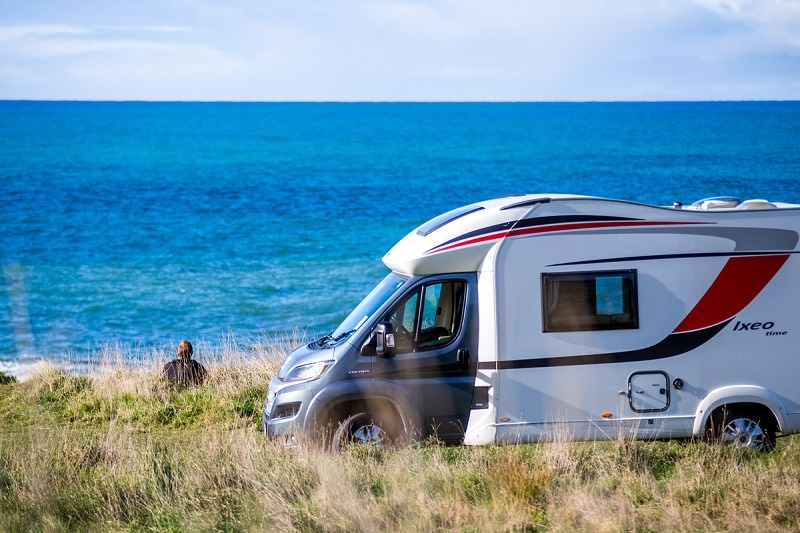 Getting close to nature when hiring a motorhome in New Zealand