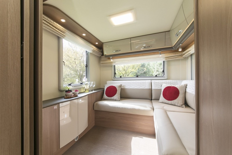 Wilderness Motorhomes Introduces New 4-person Motorhome