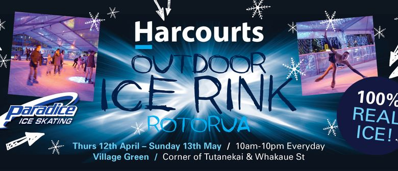 Harcourt Outdoor Ice Rink