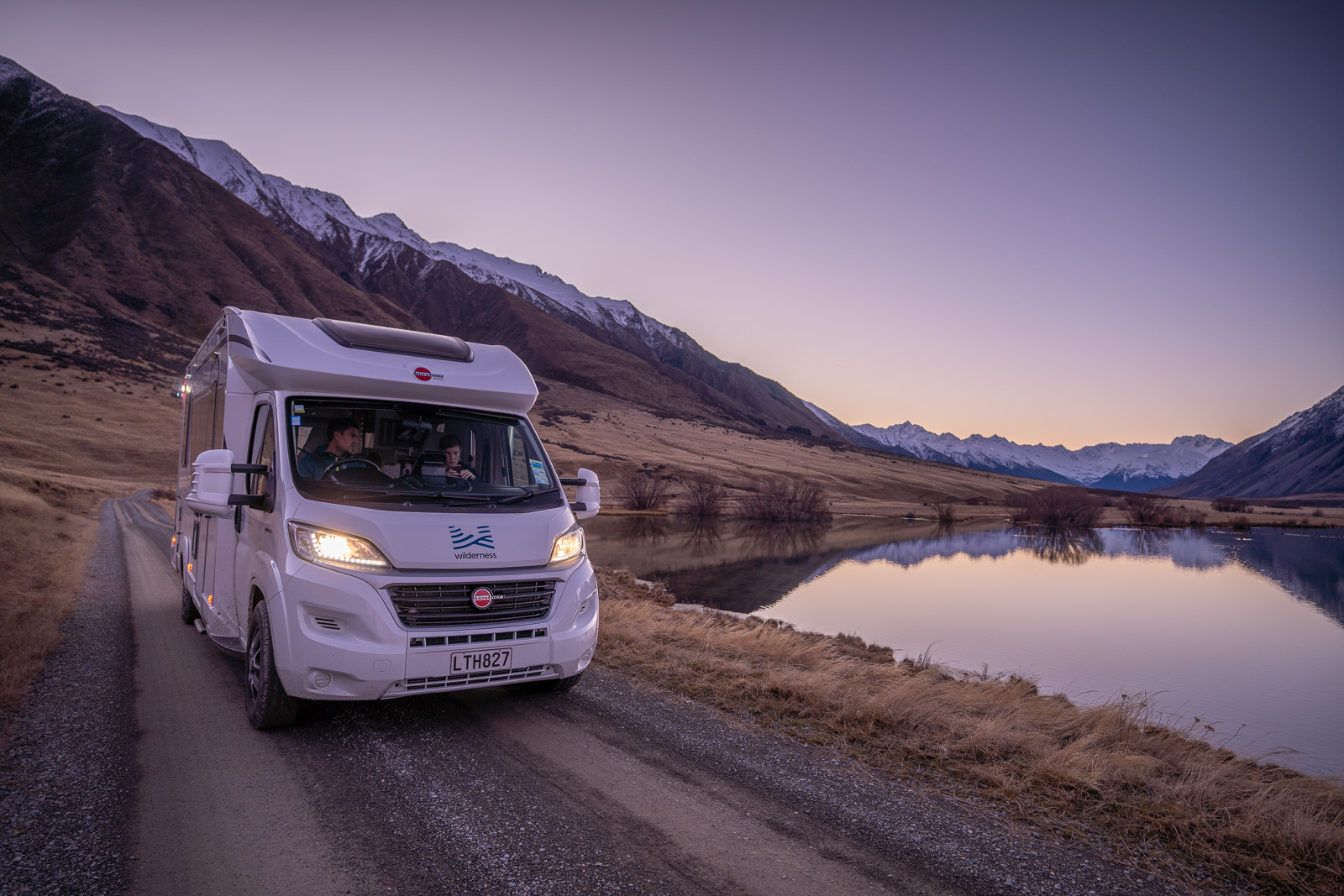Wilderness-motorhome-Ahuriri-Valley