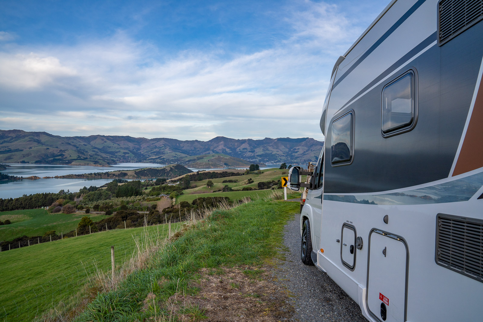 Wilderness-motorhome-Banks- Peninsula-Akaroa