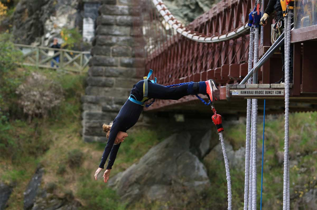 Bungy-jump-Kawarau-Bridge