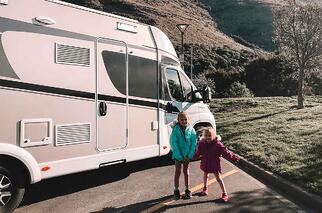 Top Tips For A Successful Campervan Trip With Younger Children