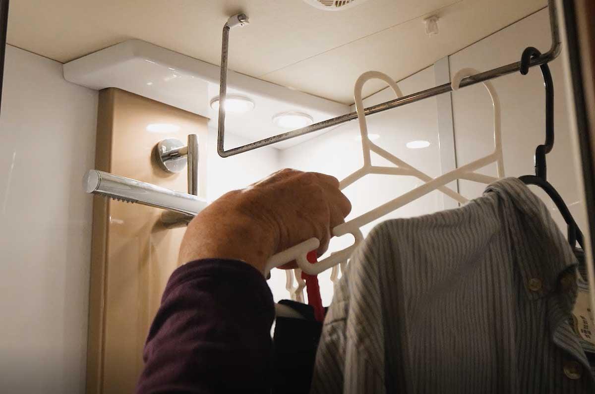 Drying-room-in-motorhome