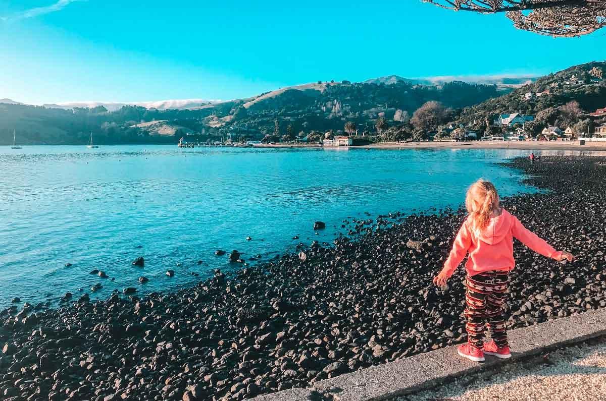 Enjoying-the-views-at-Akaroa
