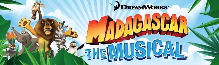 Madagascar the musical banner 900px