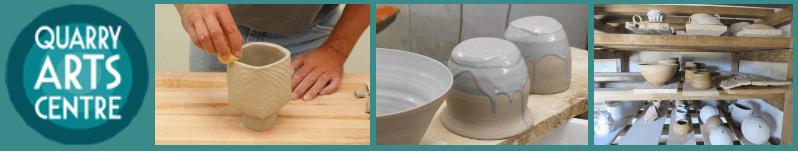 Quarry arts centre clay school holidays 2021