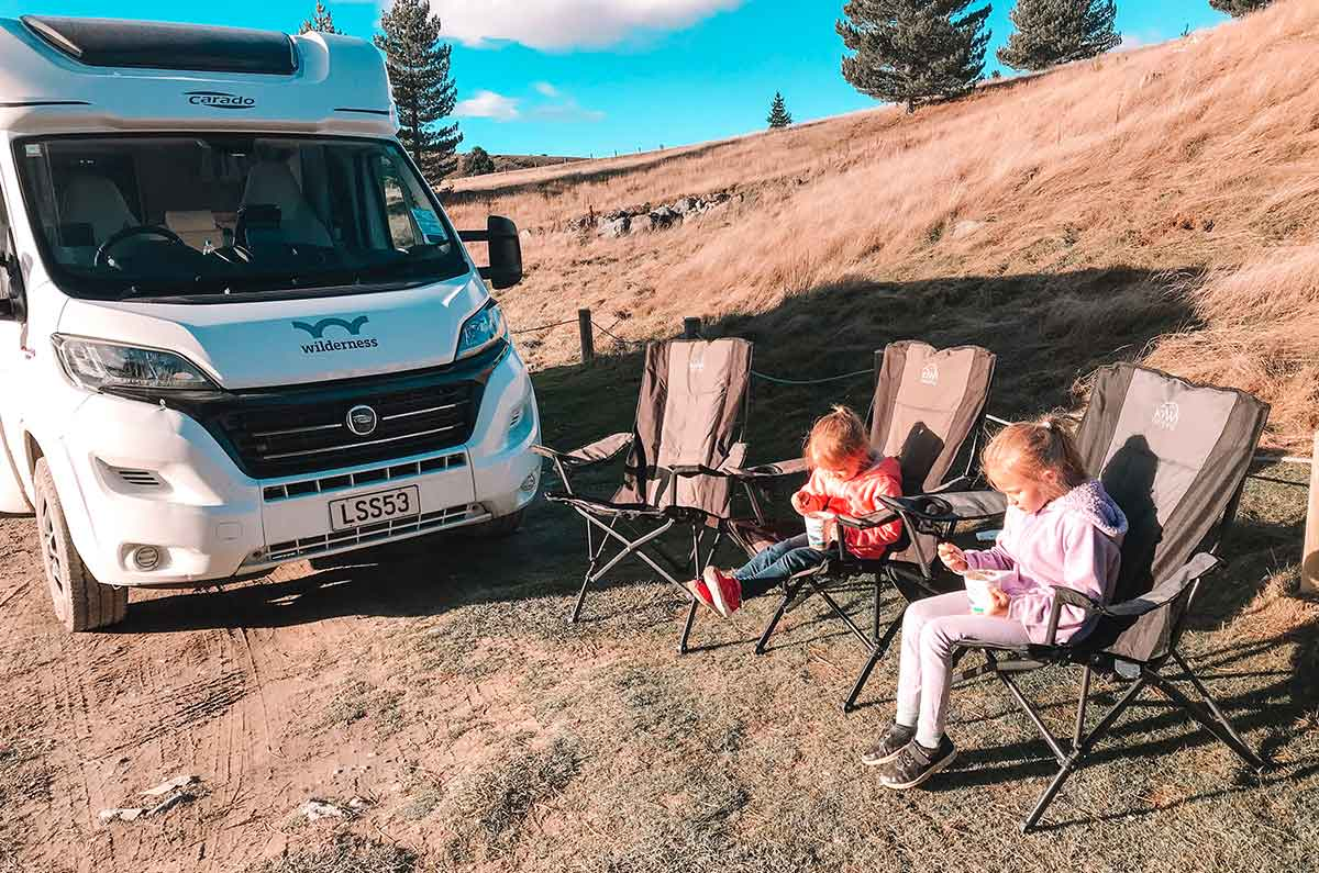 First Time Motorhome Holiday With Kids - Questions Answered