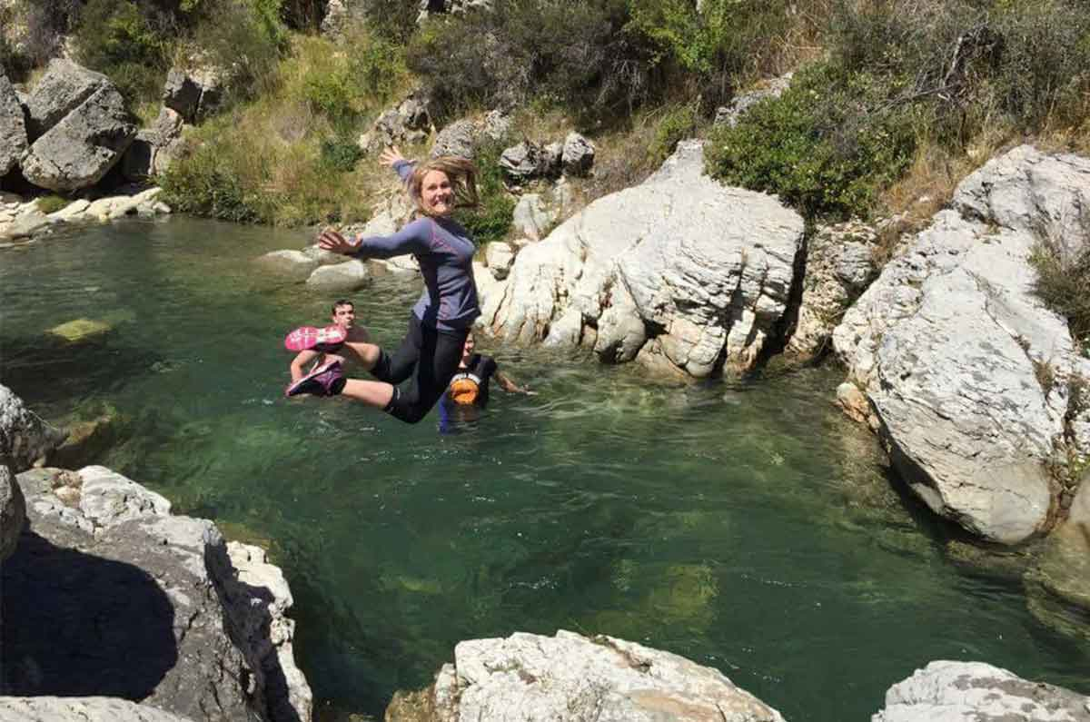 Swimming-in-NZ-river