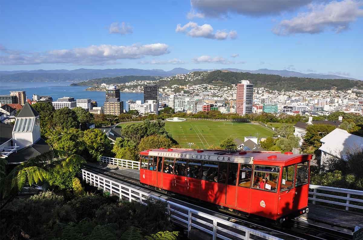 Wellington-cable-car
