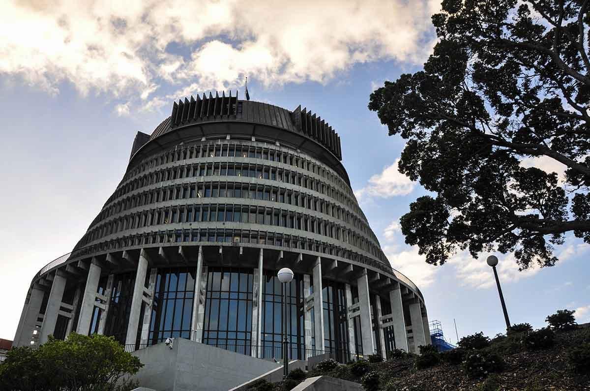 Wellington-parliament