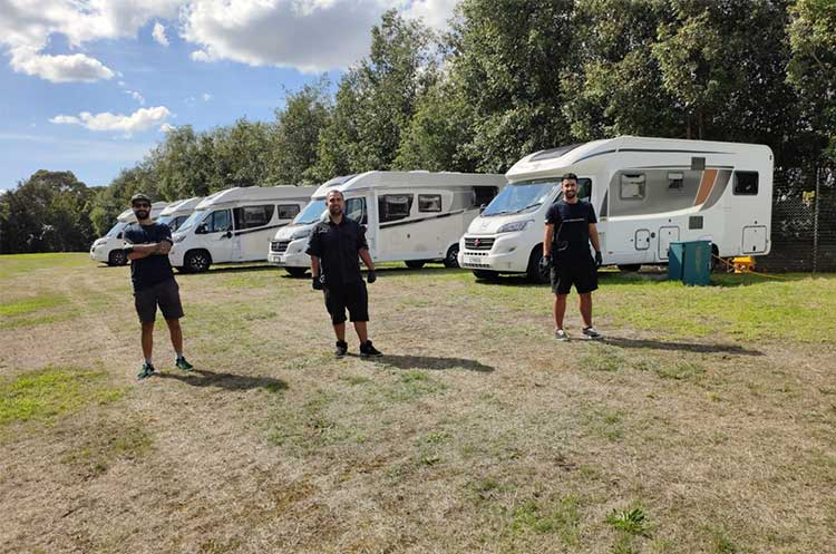 wilderness-drops-off-motorhomes-at-essential-business-premise