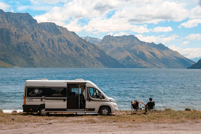 Motorhome is the best way to experience real New Zealand