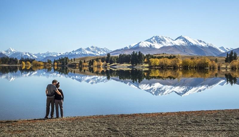 Make amazing memories on your New Zealand motorhome honeymoon