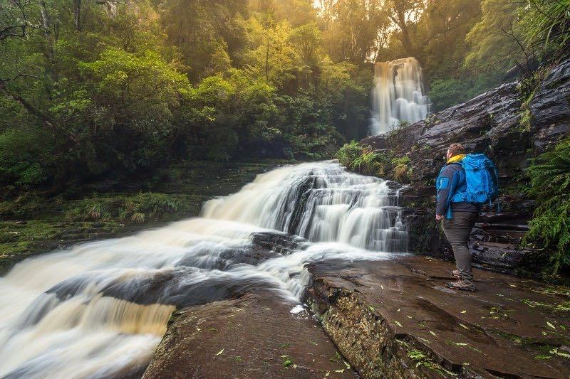 A Wilderness Campervan Adventure in New Zealand