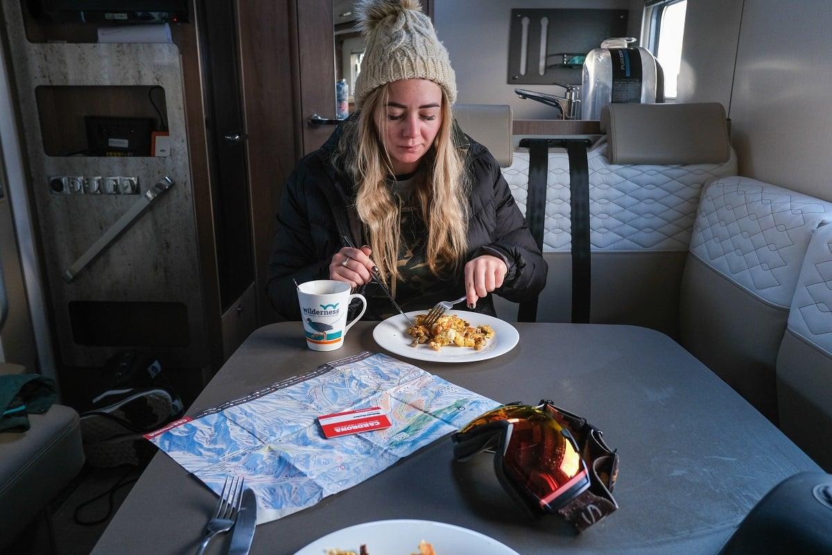 Morning breakfast