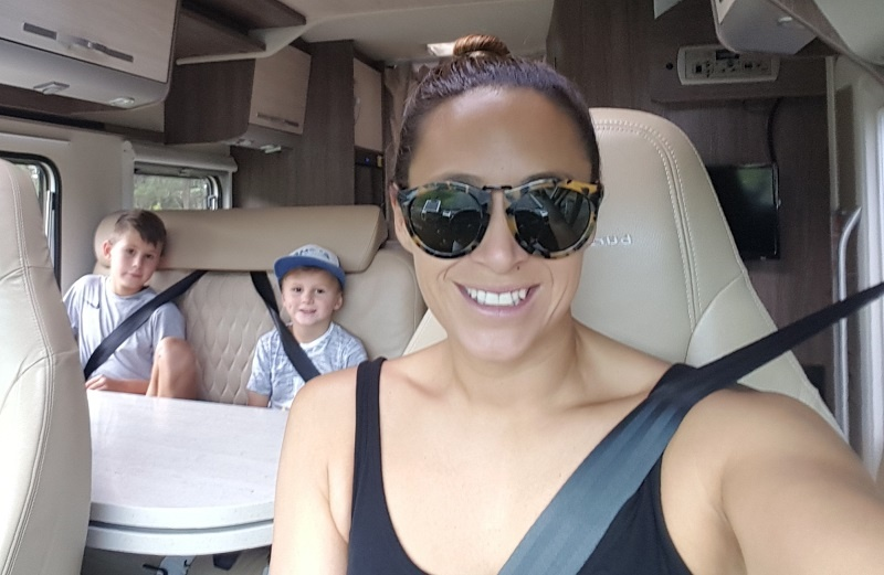 Creating Magic Family Memories in a Wilderness Motorhome