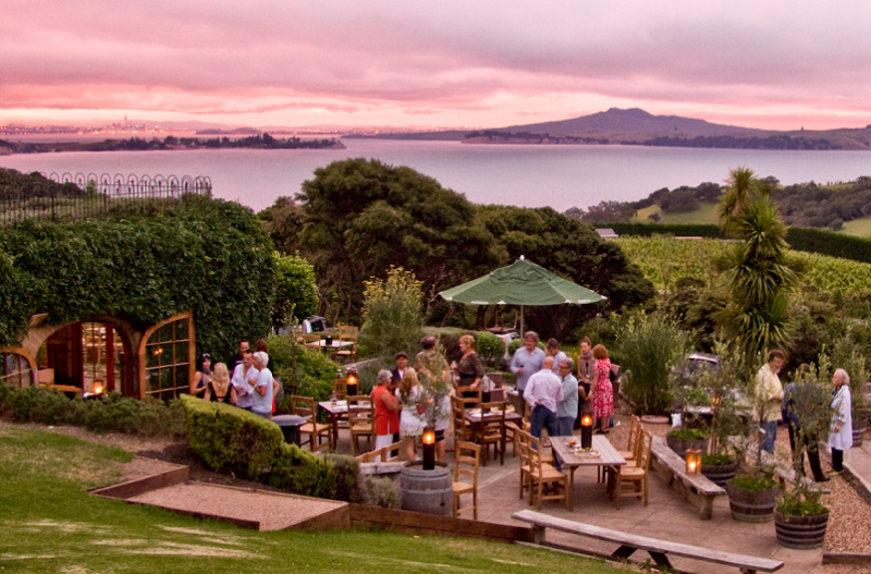 Mudbrick Vineyard in Waiheke Island New Zealand-1
