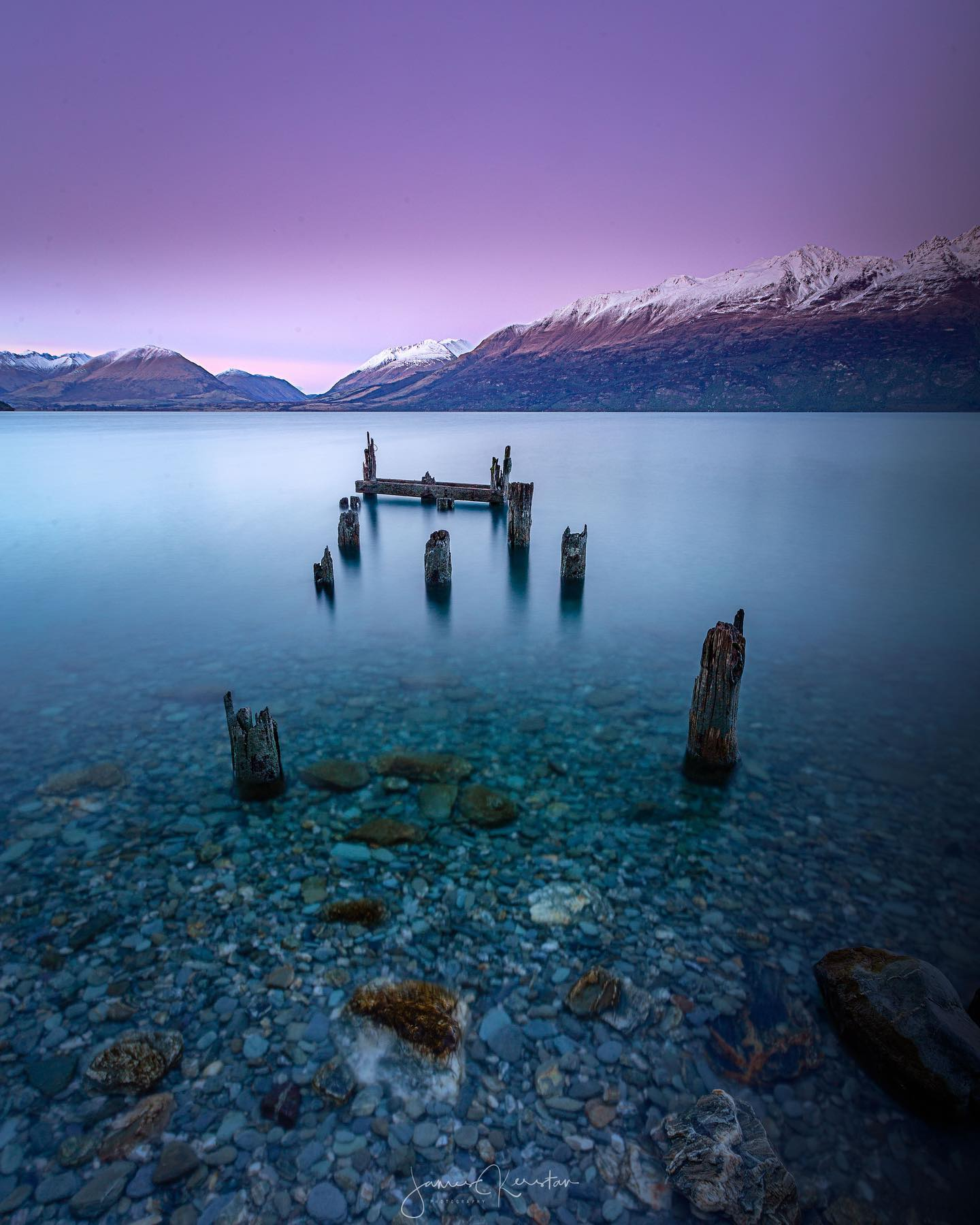 Old Glenorchy Jetty