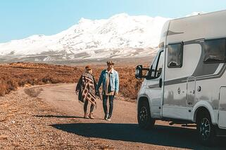 Motorhome Travel for two