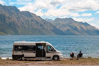 Motorhomes & Campervan Hire New Zealand | Wilderness