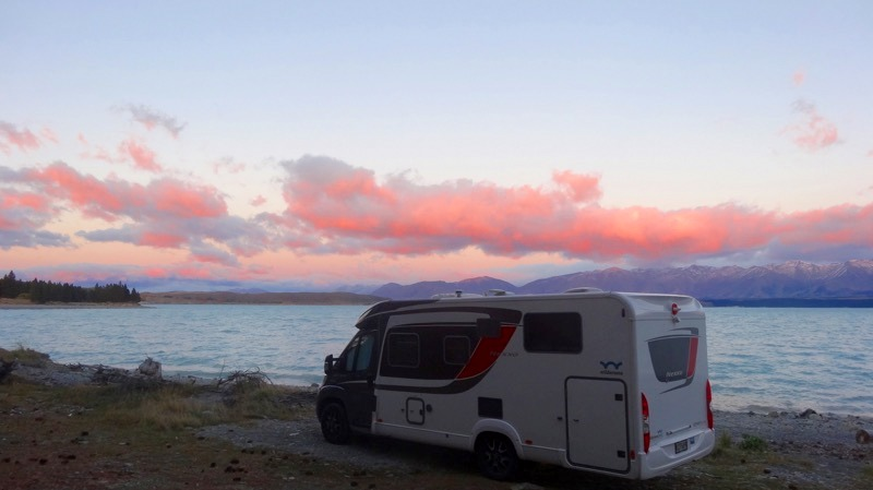 10 Day Motorhome Holiday in New Zealand's South Island