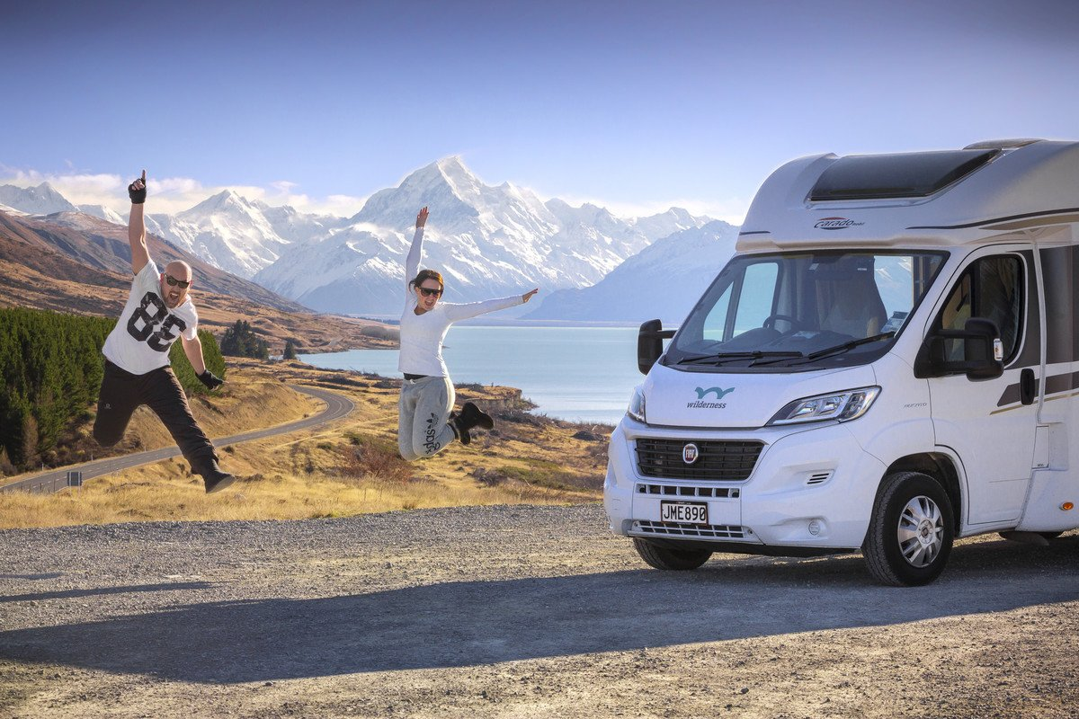 Wilderness Motorhomes happy customers
