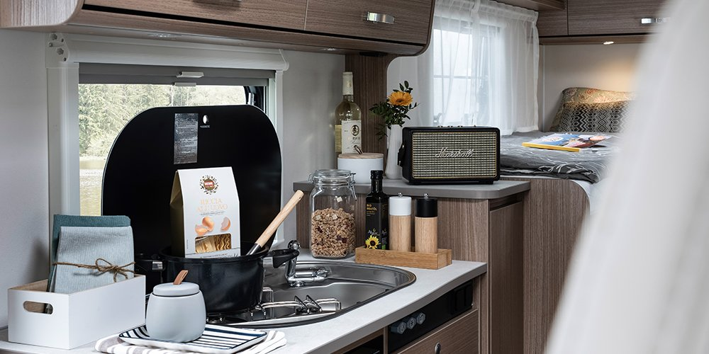 Compact Plus -  Fully Equipped Kitchen