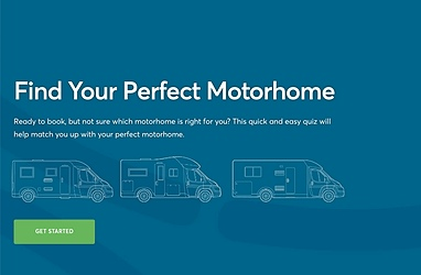 Motorhome Selector Tool: Take the Quiz