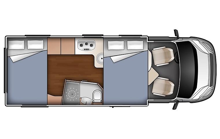 Glider 4 - Interior #2