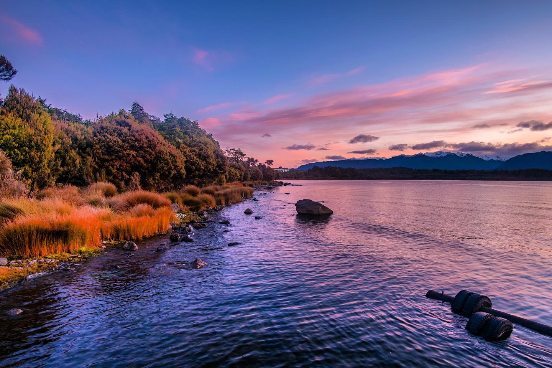 Itinerary: 3 Week Campervan: NZ North & South Island