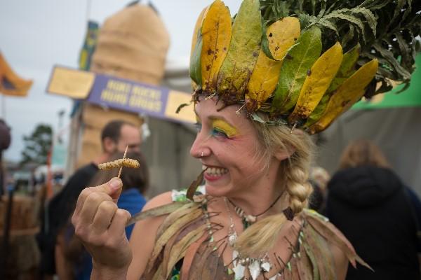 Hokitika Wildfoods Festival