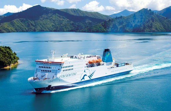Cook Strait Ferries