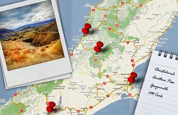 Itineraries