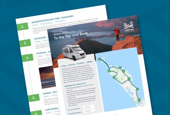 Auckland to Cape Reinga road trip itinerary