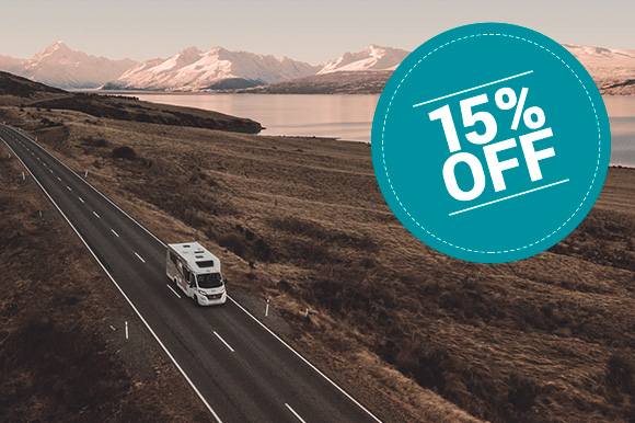 15% OFF the Outback 4