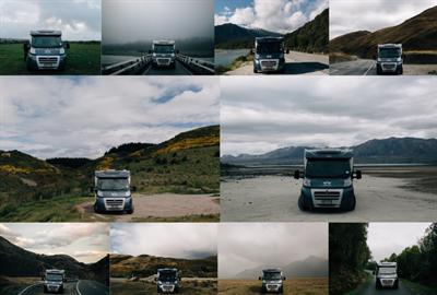 campervan, rental, new zealand, RV,