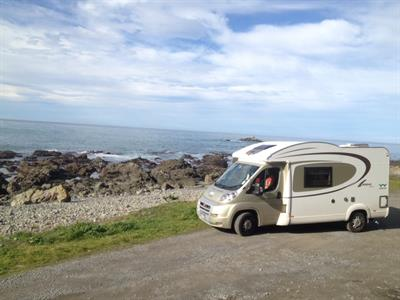 motorhome, hiring, north island, RV